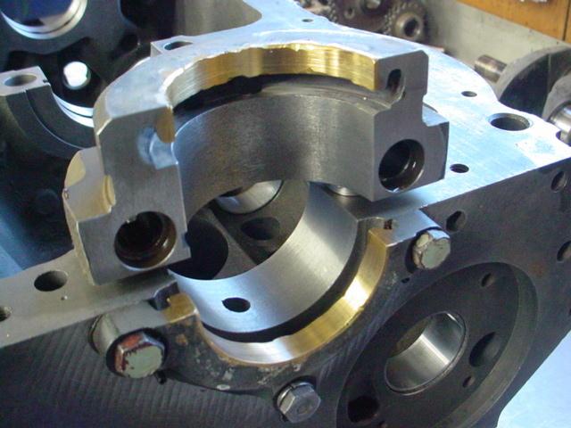 bearings engine main Midget 1275cc